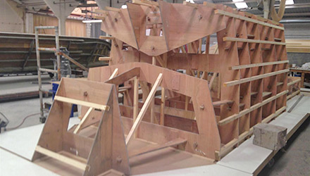Pasttern Tool CNC